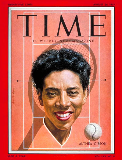 Althea Gibson Was Amazing